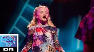 Alma Sophie - Rulleskøjteløb (LIVE) | MGP 2019 | Ultra