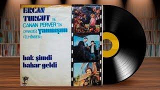 Ercan Turgut - Kim Demiş Erkekler Ağlamaz Diye (Orijinal Plak Kayıt) 45lik