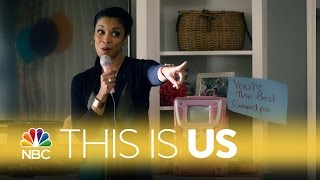 This Is Us - Beth's FUN-eral toast for William (Episode Highlight)