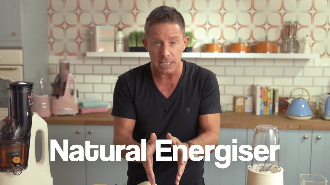 Natural Energiser Jasons Vale Juice Recipe