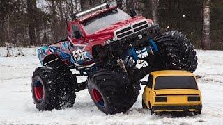 Уничтожение Банана / Crash Of Russian Limousine