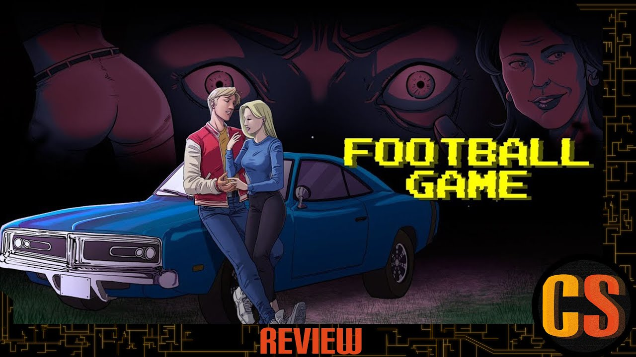 FOOTBALL GAME - PS4 REVIEW (Video Game Video Review)