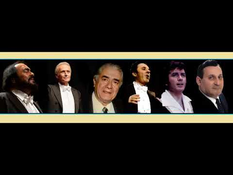 Recondita Armonia (Remix) by 7 of the Greatest Tenors!!!