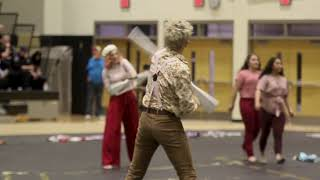Winter Guard Highlights