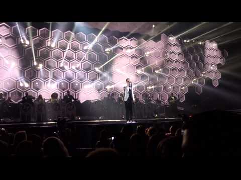 Justin Timberlake - Pusher Love Girl (live) 20/20 Experience Tour Miami, FL 3/5/14 1080P