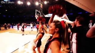 Gamecocks in Madison Square Garden