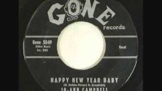 Happy New Year Baby - Jo Ann Campbell - Gone 5049