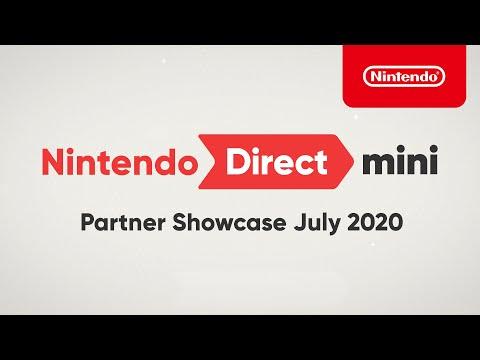 Nintendo Direct Mini: Partner Showcase July 2020