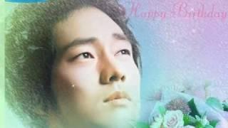??? So Jisub ソ・ジソプHappy Birthday(2010・11・4)
