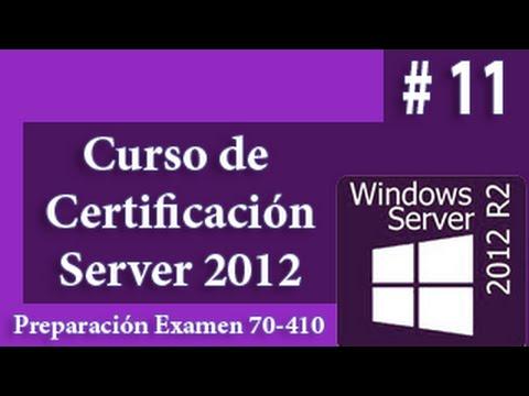 Configuracion de Server Core