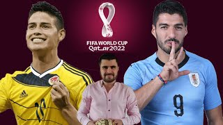 Colombia vs Uruguay | Eliminatorias al Mundial 2022 | Análisis Previo de Juan Felipe Cadavid