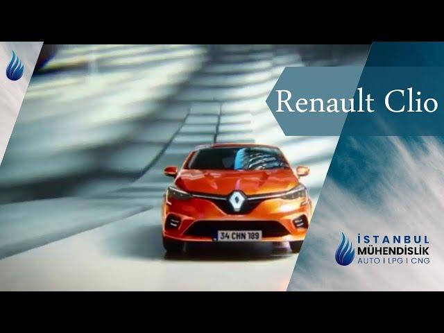 Yeni Renault Clio Garantili İstanbul Otogaz dönüşüm sistemleri Hatay