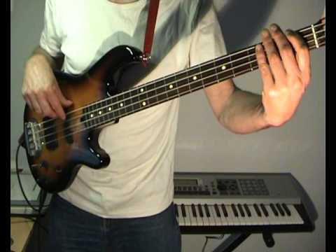 KC & The Sunshine Band - Shake Your Booty - Bass Cover