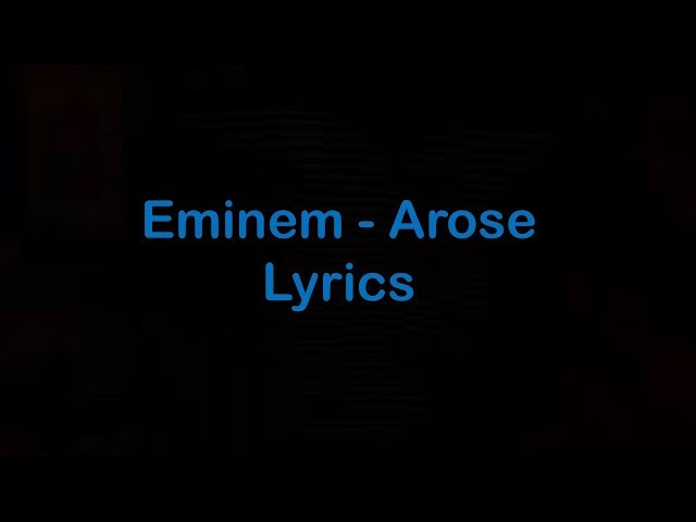 Eminem Songs About His Daughter Hailie Scott From Entire Back