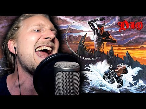 Rainbow in the Dark  Vocal  DIO
