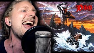 Rainbow In The Dark Live Vocal Cover DIO