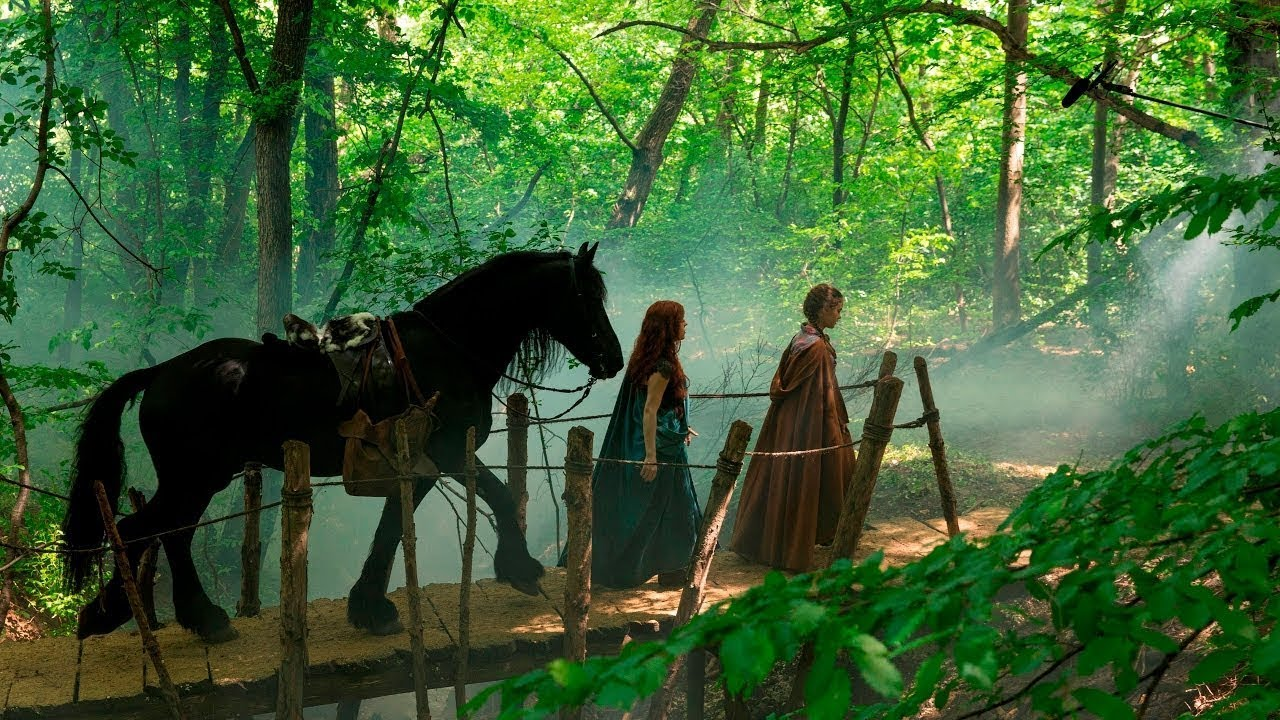 Family Fantasy Adventure Films Albion The Enchanted Stallion Youtube