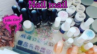 NAIL MAIL FACEBOOK SELLING PAGE NAIL HAUL | IdleGirl