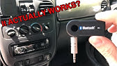 3 5mm Bluetooth Dongle (Audio Receiver) Review - YouTube