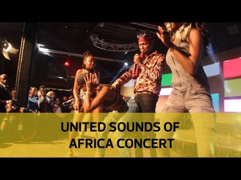 United Sounds of Africa concert
