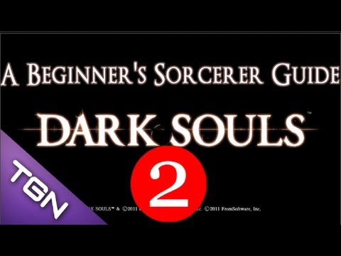 Dark Souls  Mage Build Guide