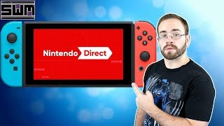 First Big Nintendo Direct For 2019 Finally Announced