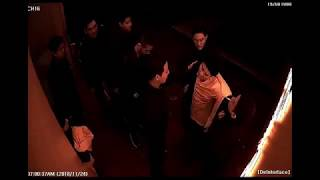harassment and assault incident !! CCTV in asian club in december 2018