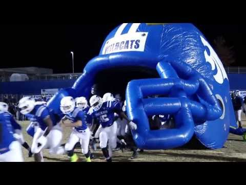 HILLCREST AT WOODMONT High School Football in SC