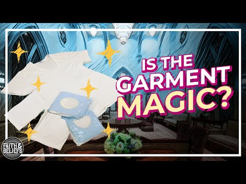What Is The Mormon Temple Garment (and Is It Magic?)