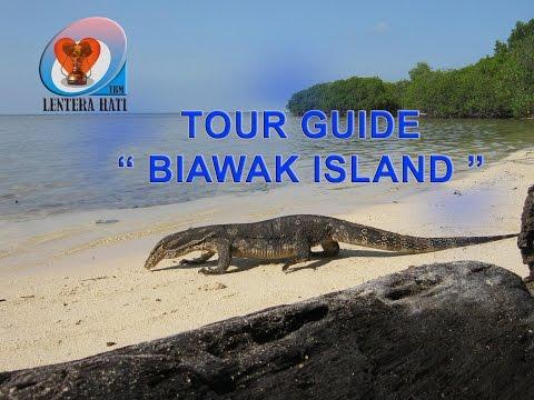 Pesona pulau biawak - Indramayu