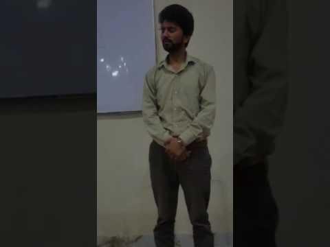 Junaid qadri junaidi at MNM motorcycle office lahore
