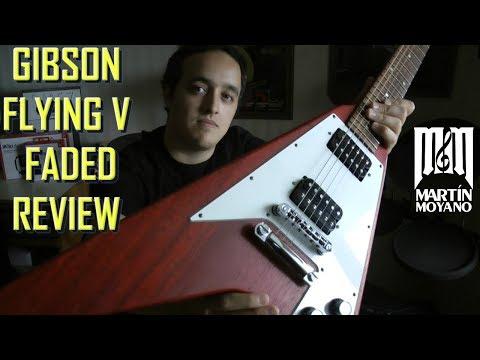 Gibson Flying V Faded - Review en Español