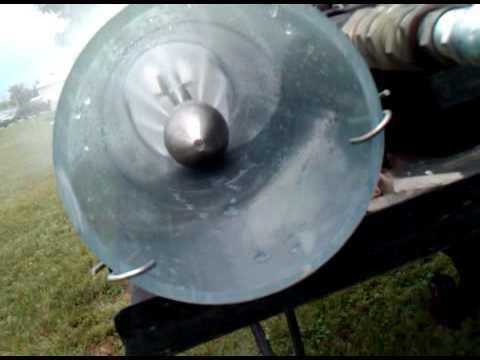 John Bean Sewer Jetter Keg Royal Flush Cleaning Nozzle