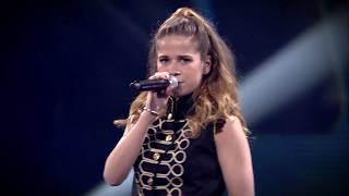 Laura, Wouter, Oona & Robin - 'Weak' | Finale | The Voice Kids | VTM