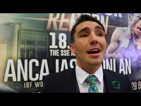 JAMIE CONLAN LANDS WORLD TITLE SHOT! - ON JERWIN ANCAJAS, FRAMPTON & BROTHER MICHAEL SENSATIONAL KO!