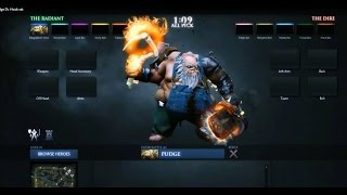"""Dota 2 #Pudge DC hook mixed-set Mod  (worth of $200)""""Get it completely free"""""""