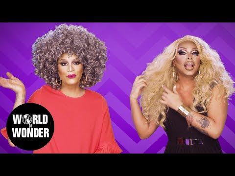 FASHION PHOTO RUVIEW: Season 10 Promo Looks with Raven and Raja