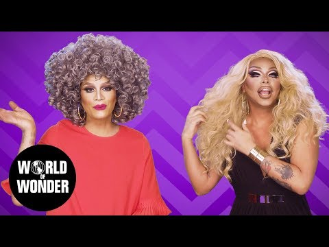 FASHION PHOTO RUVIEW: Season 10 Promo Looks with Raven and Raja