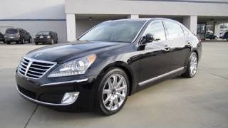 Hyundai Equus 2011 Videos