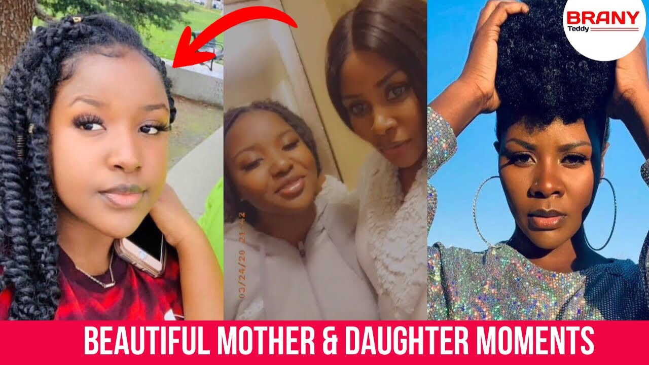 Download Desire Luzinda and Daughter best moments    BRANYTEDDY