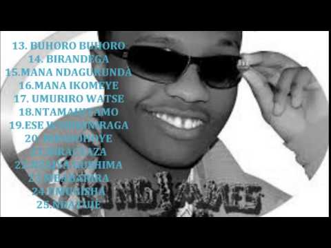King James Rwanda Full Album 2014