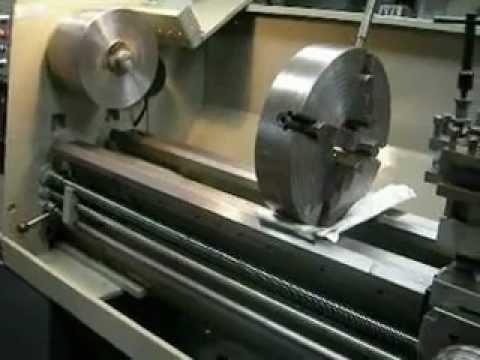 Nobilla Machine Tools Colchester Lathe Mastiff 1400 X 120 Youtube