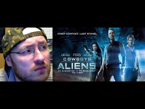 Cowboys & Aliens (2011) Movie Review - An Underrated Film
