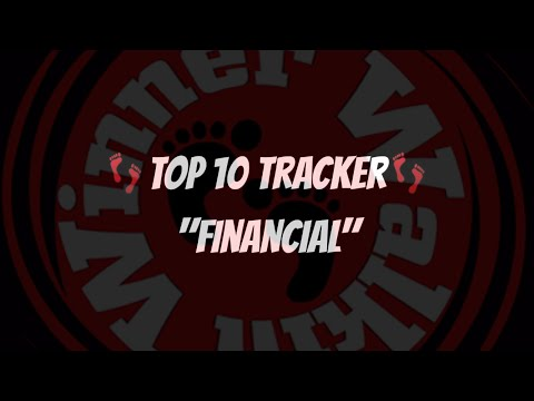 👣Top 10 Tracker - Financial👣