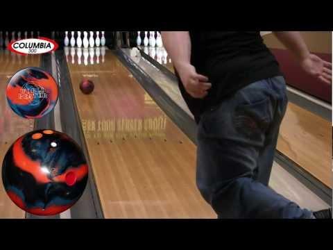 Columbia 300 World Beater bowling ball by Joe Stillman, BuddiesProShop.com