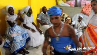 Ilê Ase Olomi Tutu -  Odu Ijê de Pedro de Oyá ( Run de Esú )