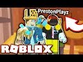 TEACHING A YOUTUBER HOW TO PLAY FLOOD ESCAPE 2!! (Roblox)