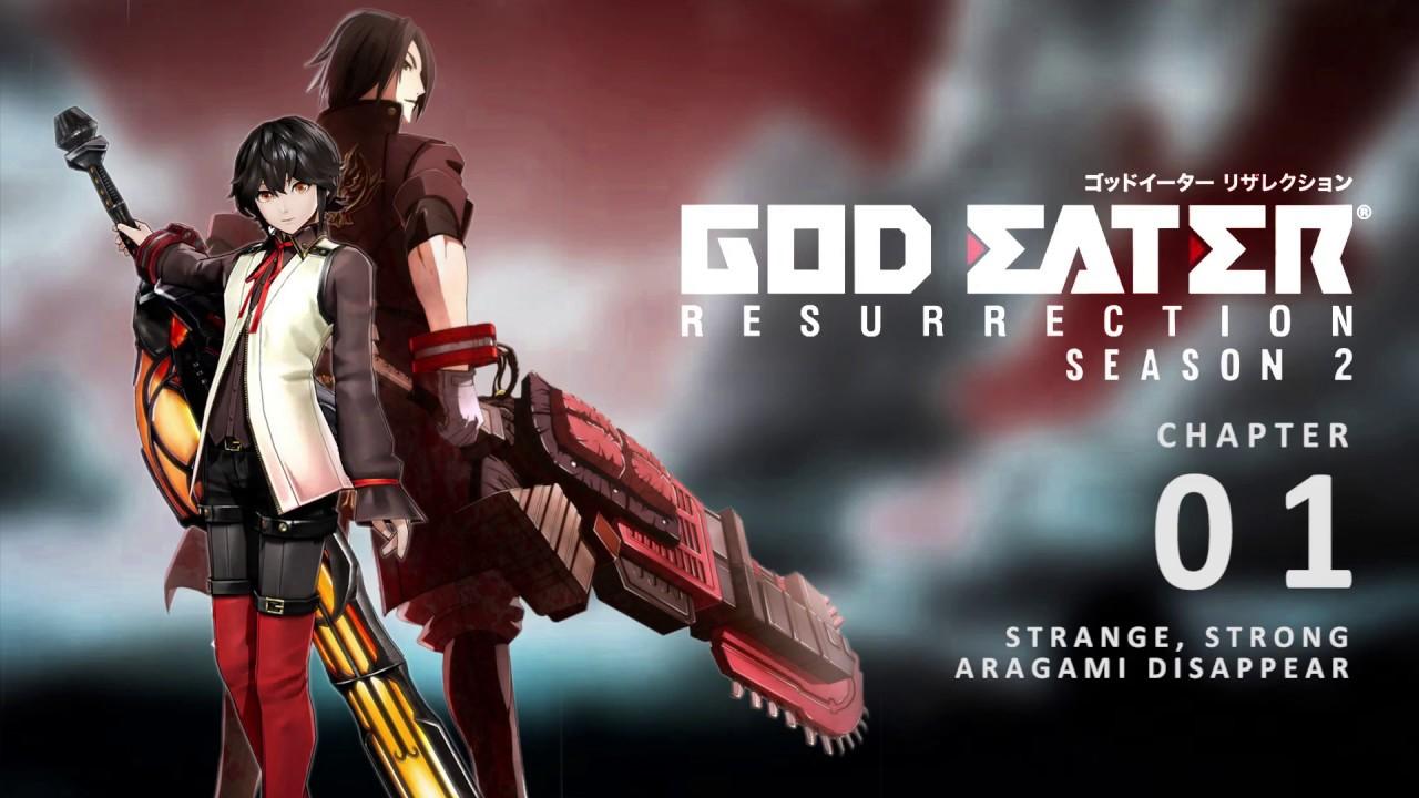 god eater saison 2