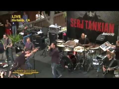 "Serj Tankian - Figure It Out (Warner Bros Records ""Summer Sessions""...07/13/2012)"