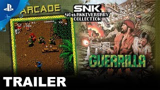 SNK 40th Anniversary Collection - P.O.W. & Guerrilla War | PS4
